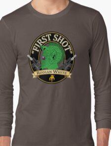 First Shot Rodian White Ale Long Sleeve T-Shirt