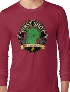 First Shot Rodian White Ale Long Sleeve T-Shirt