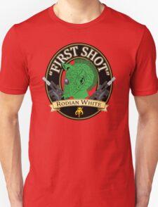 First Shot Rodian White Ale Unisex T-Shirt
