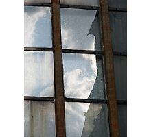 Oh Mirror in the Sky Photographic Print