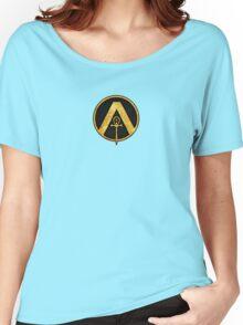 Austin Osiris Logo Women's Relaxed Fit T-Shirt