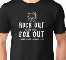 Rock Out with Your Fox Out! Unisex T-Shirt