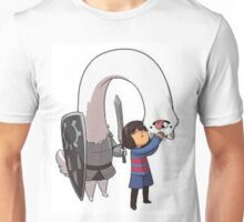 Undertale dog Unisex T-Shirt