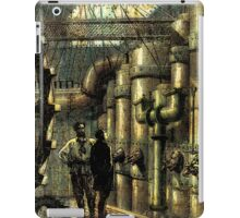 Nautilus Engine Room - by Landron Artifacts iPad Case/Skin