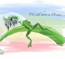 We All Have a Dream! by JamesCalcaterra