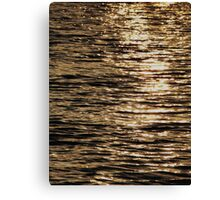 Everything Gold Stays Canvas Print
