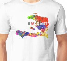 I Love Haiti  Unisex T-Shirt