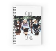 Start Your Own Girl Gang Series-Clueless Spiral Notebook