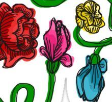 Flowers Sticker