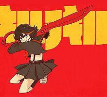 Kill La Kill by KumaKino