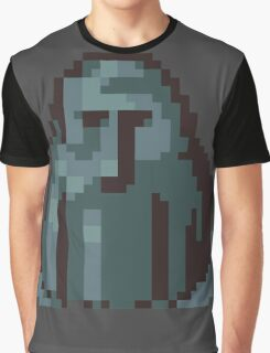 Lumine Hall - Talking Rock (Mother 2/Earthbound) Graphic T-Shirt