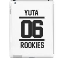 YUTA 06 ROOKIES iPad Case/Skin