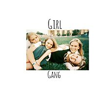 Start Your Own Girl Gang Series-The Virgin Suicides Photographic Print