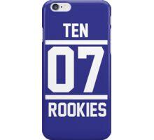 TEN 07 iPhone Case/Skin