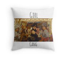 Start Your Own Girl Gang Series-Moonrise Kingdom Throw Pillow