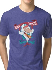 Roger Ramjet - hero of our nation Tri-blend T-Shirt