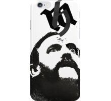 Lemmy Is Alive iPhone Case/Skin