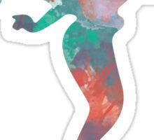 Character inspired mermaid Sticker