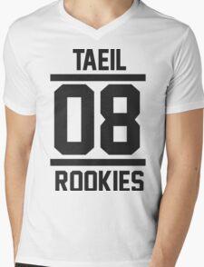 TAEIL 08 ROOKIES Mens V-Neck T-Shirt