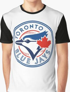 Toronto Blue Jays-Baseball Graphic T-Shirt