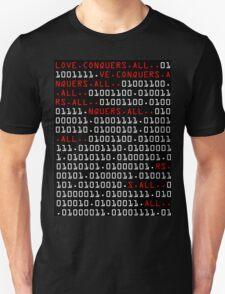 Love.Conquers.All - Digital Artwork T-Shirt