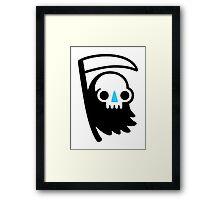 Reaper Dude Framed Print