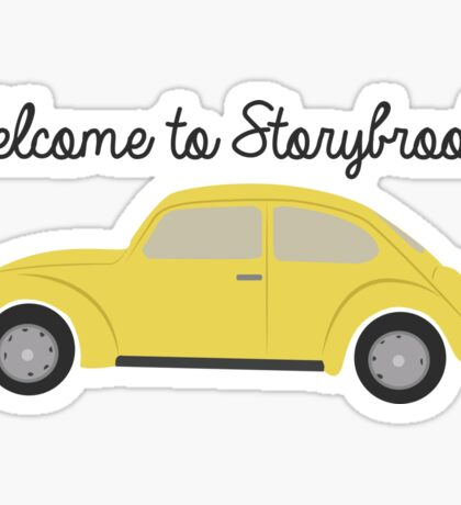 StoryBrooke Sticker