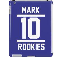 MARK 10 iPad Case/Skin
