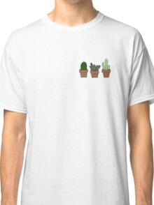 Cute cacti Classic T-Shirt