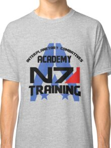 Interplanetary Combatives Academy N7 Classic T-Shirt