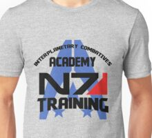 Interplanetary Combatives Academy N7 Unisex T-Shirt