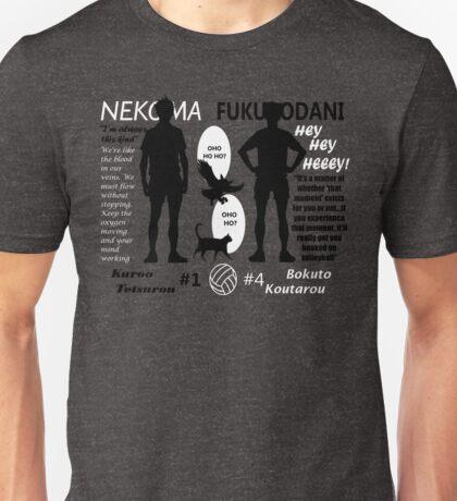 Bokuto & Kuroo Unisex T-Shirt