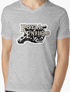 royal enfield nice Mens V-Neck T-Shirt