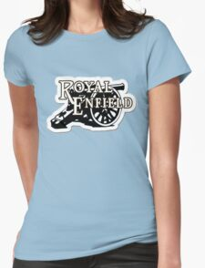 royal enfield nice Womens Fitted T-Shirt