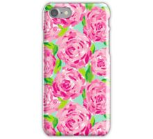 Pink Floral iPhone Case/Skin