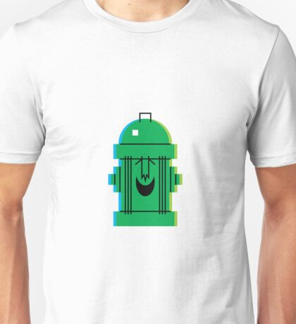 hydrant Unisex T-Shirt