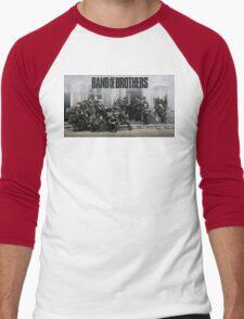 We Few, We Happy Few Men's Baseball ¾ T-Shirt