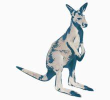 Kangaroo - Jump One Piece - Short Sleeve