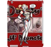 Lil' Monster iPad Case/Skin