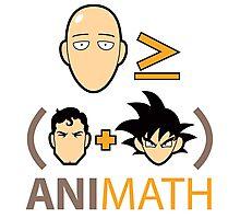AniMath Photographic Print