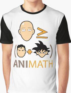AniMath Graphic T-Shirt