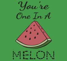 You're One In A Melon Baby Tee