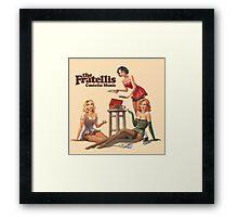 Costello Music Framed Print