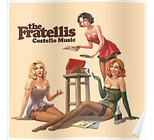 Costello Music Poster