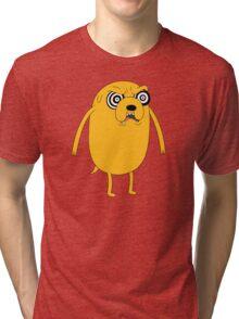 Evil Jake Tri-blend T-Shirt