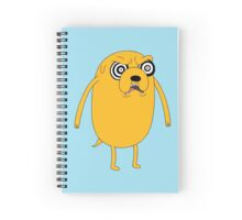 Evil Jake Spiral Notebook