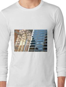 Montreal Reflections XIV Long Sleeve T-Shirt