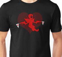 Cupid's got an upgrade  Unisex T-Shirt