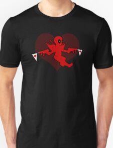 Cupid's got an upgrade  T-Shirt