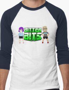 Bitter Bits Duo Men's Baseball ¾ T-Shirt